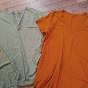 Bundle Madewell  Essential tshirts